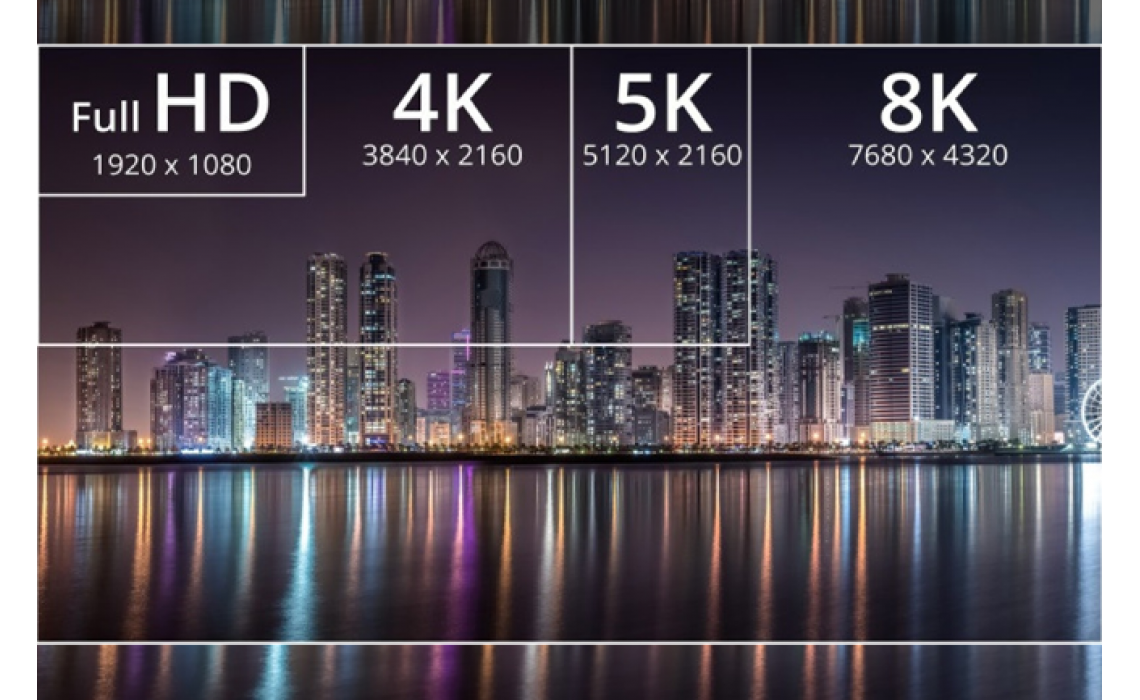 8K is all the rage
