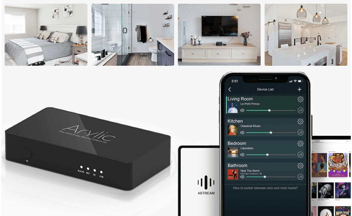 Multi-Room Streaming