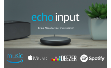 Echo Input : Stream music to any device