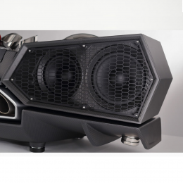 IXOOST Esavox Mars Red - Lamborghini ™ Bluetooth Speaker System