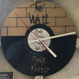 Pink Floyd Record Clock - Lazer Cut