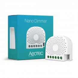 Aeotec Nano Dimmer - Neutral or neutral free - Z-Wave Plus smart dimmer