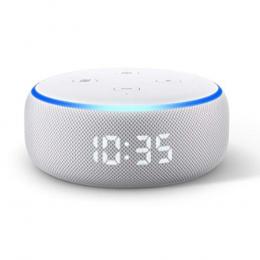 Amazon Echo Dot..