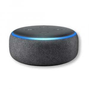 Amazon Echo Dot - 3rd Generation - Alexa Enabled Bluetooth Smart Speaker ( LIMITED STOCK )