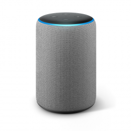 Amazon Echo Plus (2nd Gen) - Premium sound with built-in smart home hub