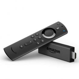 Amazon Fire Stick HD with alexa voice remote - Media stick for Netflix