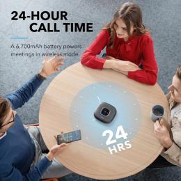 Anker PowerConf Bluetooth Speakerphone - Conference Speakerphone