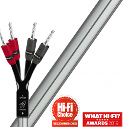 AudioQuest Rocket 11 - High-performance Full Range or Bi-Wire Speaker Cable What HiFi? 2020 Awards (sold per m)