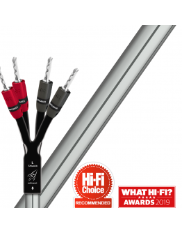 AudioQuest Rocket 11 - High-performance Full Range or Bi-Wire Speaker Cable What HiFi? 2019 Awards (sold per m)