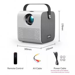 AUN AKEY7 HD - LED HD Mobile Projector