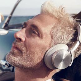 Bang & Olufsen H95 Grey Mist - Adaptive ANC Headphones