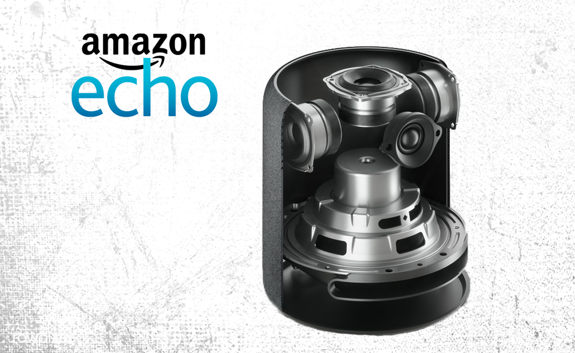 Amazon Echo Studio - High-End Speaker