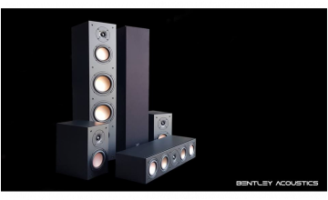 South Africa's own Home Theatre speaker range