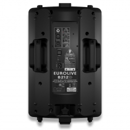 """Behringer B212D - Active 550W 2-Way PA Speaker with 12"""" Woofer"""