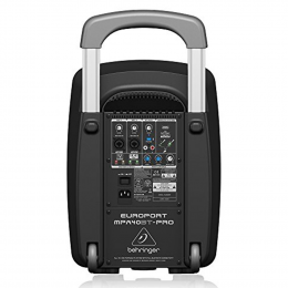 Behringer MPA40BT-PRO - Battery operated All-in-One Portable 40-Watt PA System with Bluetooth