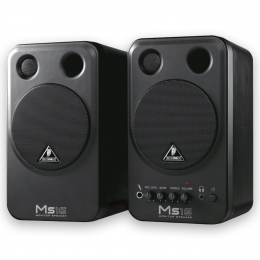 Behringer MS16 - High Performance Personal Monitor System - Pair