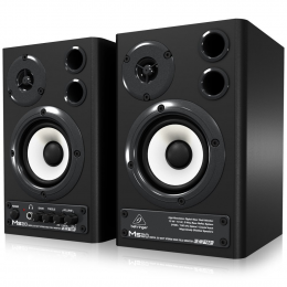Behringer MS20 - 20W Multi-Media Speakers - Pair