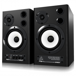 Behringer MS40 - 40W Stereo Near Field Monitor Speakers - Pair