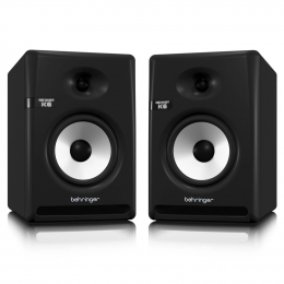 "Behringer NEKKST K6 - Audiophile Bi-Amped 6.5"" Studio Monitor with Advanced Waveguide Technology - Pair"