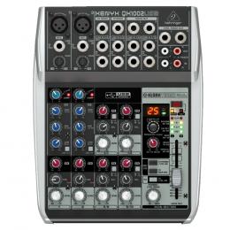 Behringer QX1002USB - Premium 10-Input 2-Bus Mixer