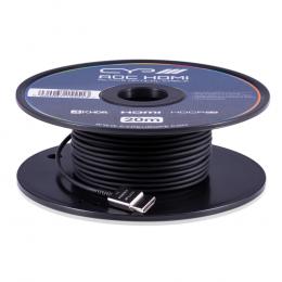 CYP HDMI-AOC 20M - 20m Fiber AOC HDMI Cable, 18Gbps (6G) 4K/HDR10