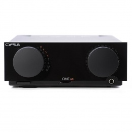 Cyrus ONE HD - High Resolution Integrated Amplifier