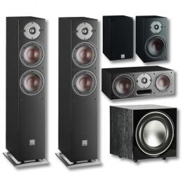 Dali Oberon 5 5.1 Speaker Package - What HiFi? 2019 Award Winning Speaker Package