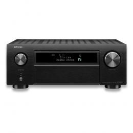 Denon AVC-X6500H - 11.2 Channel AV Receiver (What HiFi? Awards 2019)
