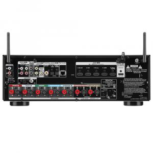 Denon AVR-S750H - 7.2 Channel Full 4K Ultra HD AV Receiver