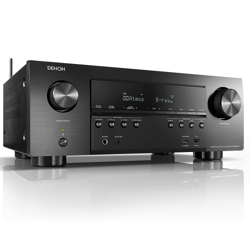 Denon AVR-S950H AV Receiver - 7.2 Channel 4K UHD Home Theater Amplifier