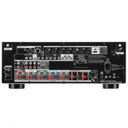 Denon AVR-S960H - 7.2 channel 8K Ultra HD AV receiver with 145W per channel (PRE-ORDER)