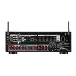 Denon AVR-X1600H - 7.2 channel 4K Ultra HD AV Receiver