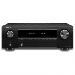 Denon AVR-X250BT - 5.1 Channel 4K UHD Home Theatre Receiver