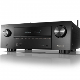 Denon AVR-X3600H - 9.2ch 4K AV Receiver with 3D Audio and HEOS Built-in® (What HiFi? Awards 2019)