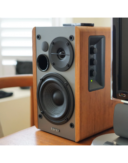Edifier R1280T - Studio Quality 2.0 Speaker System with amplification