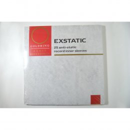 Goldring Exstatic Record Sleeve (25pk)