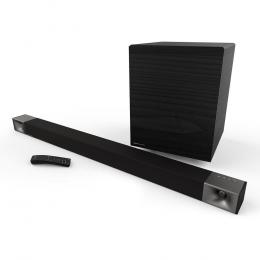 Klipsch Cinema 400 - Cinema Series Soundbar + Wireless Subwoofer