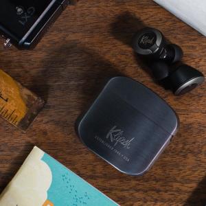 Klipsch T5 II True Wireless - New True Wireless Edition (Gunmetal)