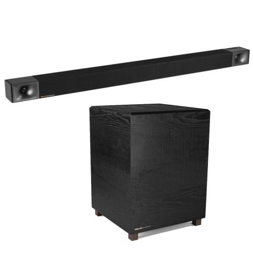 Klipsch Bar 48 - SoundBar with wireless Subwoofer