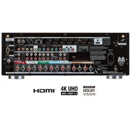 Marantz SR5014 - 7.2CH 4k Ultra HD AV Receiver with HEOS Built-in