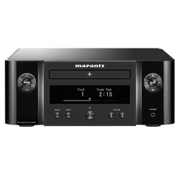 Marantz M-CR612 - Network CD receiver featuring HEOS