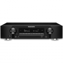 Marantz NR1710 - Slim 7.2Ch 4k Ultra HD Atmos AV Receiver with HEOS Built-in
