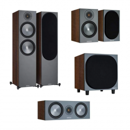 Monitor Audio Bronze 500 6G Home Theatre Package - Full Speaker System