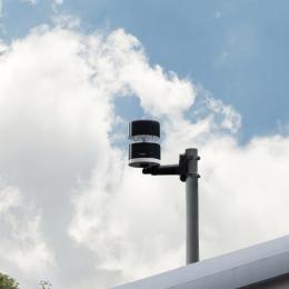 Netatmo Smart Anemometer - Connected Wind Gauge