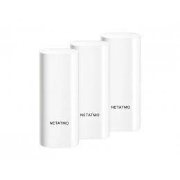 Netatmo Smart Door and Window Sensor - Wireless Sensor Tags (3 pack)