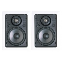 Niles HD5 - Two-Way High Definition In-Wall Speakers - Pair