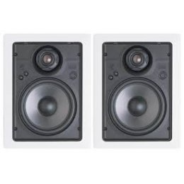 Niles HD6 - Two-Way High Definition In-Wall Speakers - Pair