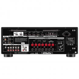 Onkyo TX-NR696 - 7.2-Channel Network A/V Receiver