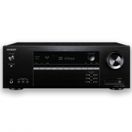 Onkyo TX-SR393 - 5.2 Channel Dolby Atmos Home Theatre Amplifier