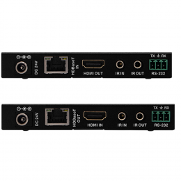 PhD EXC-4KP70 - HDMI 18Gbps HDBaseT™ Extender Over Cat Cable (Receiver & Transmitter)